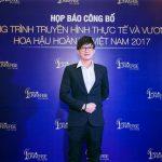 Dược sĩ Tiến trở thành thành viên Hội đồng chuyên môn về thẩm mỹ cuộc thi Hoa hậu Hoàn Vũ